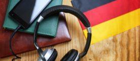 Nuka języka niemieckiego w trasie