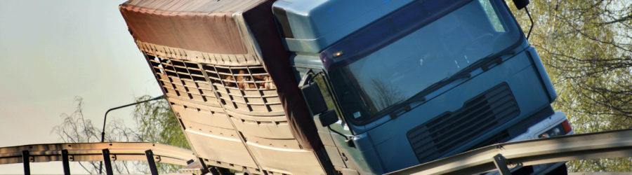 Wypadek w pracy kierowcy – jakie działania podjąć?