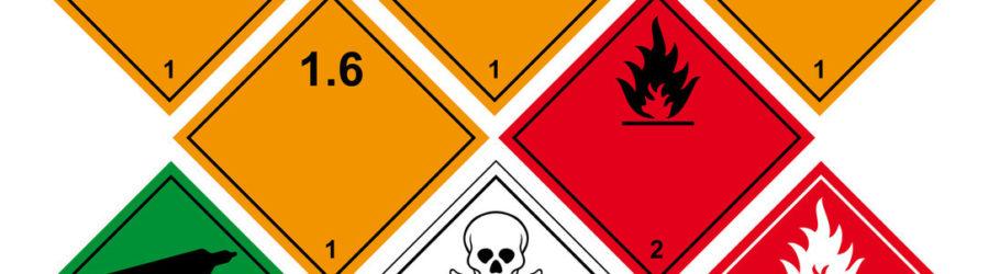 ADR  – zasady transportu towarów niebezpiecznych